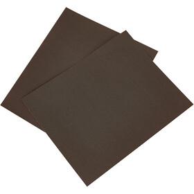 CAMPZ Reperationslapper i nylon 2 stk., brun